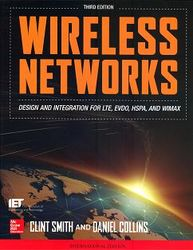 Wireless Networks, 3/e (IE-Paerback)-cover
