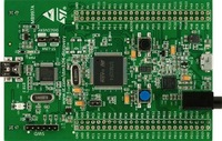 STM32F407G-Discovery Kit mbed 開發板-cover