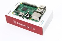 Raspberry Pi 3 Model B- Element 14 版-cover