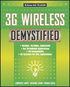 3G Wireless Demystified-cover