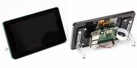 Pimoroni 7吋觸控螢幕邊框與站立架-cover