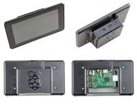 Raspberry Pi 7吋觸控螢幕外殼-cover