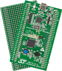 Discovery Kit with STM32F030R8 開發板-cover