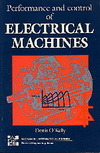 Performance & Control of Electrical Machines (Paperback)-cover