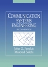 Communication Systems Engineering, 2/e (平裝)-cover