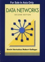 Data Networks, 2/e (Paperback)-cover