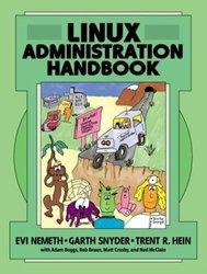 Linux Administration Handbook (Paperback)-cover