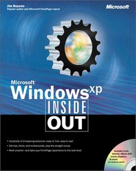 Microsoft Windows XP Inside Out-cover