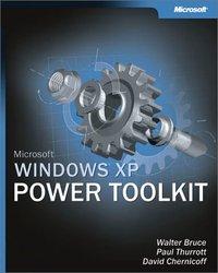 Microsoft Windows XP Power Toolkit-cover