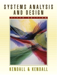 Systems Analysis and Design, 5/e-cover