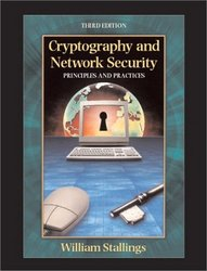Cryptography and Network Security Principles and Practices, 3/e-cover