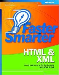 Faster Smarter HTML & XML-cover