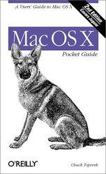 Mac OS X Pocket Guide, 2/e-cover