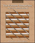 The Fourier Transform & Its Applications, 3/e (Paperback)-cover