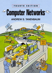 Computer Networks, 4/e-cover