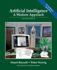Artificial Intelligence: A Modern Approach, 2/e-cover