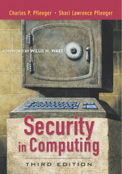 Security in Computing, 3/e (平裝)-cover