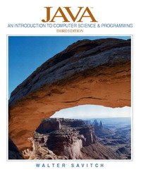 Java: An Introduction to Computer Science and Programming , 3/e-cover