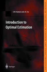 Introduction to Optimal Estimation-cover