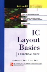 IC Layout Basics: A Practical Guide (Paperback)-cover
