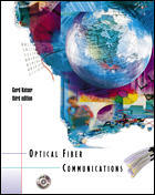 Optical Fiber Communication, 3/e-cover
