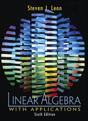 Linear Algebra with Applications, 6/e (平裝)-cover
