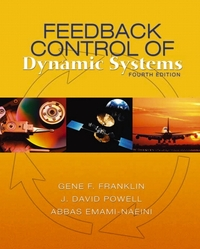 Feedback Control of Dynamic Systems, 4/e-cover