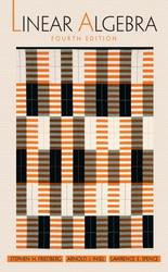 Linear Algebra, 4/e (IE-Paperback)-cover