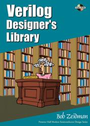 Verilog Designer's Library (IE-Paperback)-cover