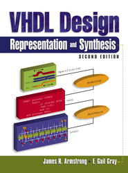 VHDL Design Representation and Synthesis, 2/e-cover