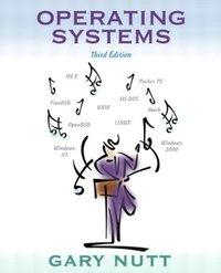 Operating Systems, 3/e(美國版ISBN:0201733449)(平裝)-cover