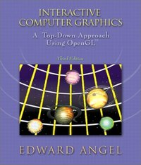 Interactive Computer Graphics: A Top-Down Approach Using OpenGL, 3/e(平裝)-cover