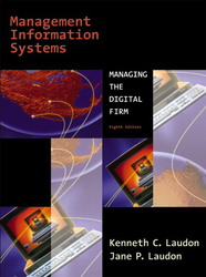 Management Information Systems: Managing the Digital Firm, 8/e (International Edition)-cover