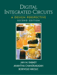 Digital Integrated Circuits, 2/e (IE-Paperback)-cover