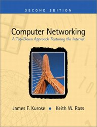Computer Networking: A Top-Down Approach Featuring the Internet, 2/e (平裝) (美國版0201976994)-cover
