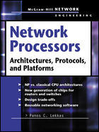Network Processors : Architectures , Protocols and Platforms (IE-Paperback)-cover