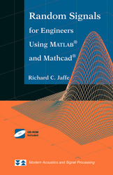 Random Signals for Engineers Using Matlab and Mathcad-cover
