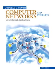 Computer Networks and Internets with Internet Applications, 4/e-cover