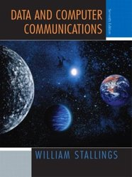 Data and Computer Communications, 7/e-cover