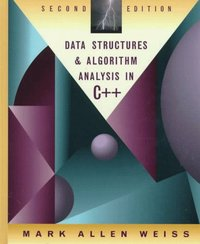Data Structures and Algorithm Analysis in C++, 2/e (平裝)-cover