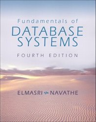 Fundamentals of Database Systems, 4/e (IE)-cover