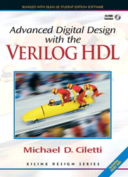 Advanced Digital Design with the Verilog HDL (IE-paper)(美國版ISBN:0130891614)-cover