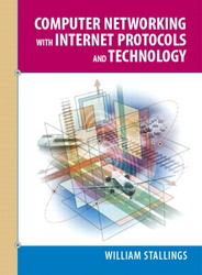 Computer Networking with Internet Protocols and Technology-cover