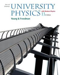 University Physics with Modern Physics, 11/e (IE-Paperback)-cover