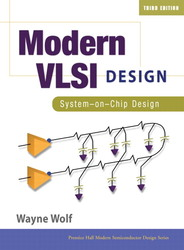 Modern VLSI Design: System-on-Chip Design, 3/e (平裝)-cover