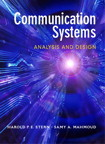 Communication Systems: Analysis and Design (Hardcover)-cover