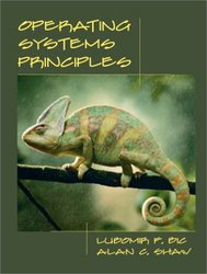 Operating Systems Principles (平裝) (美國版ISBN:0130266116)-cover