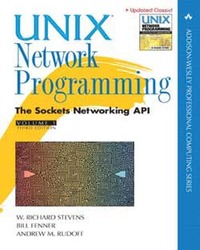 Unix Network Programming, Vol. 1 : The Sockets Networking API, 3/e (IE-Paperback)-cover