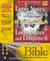 Lotus Notes 與 Domino 6 程式設計寶典 上冊 (Lotus Notes and Domino 6 Programming Bible)-cover