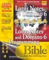 Lotus Notes 與 Domino 6 程式設計寶典 下冊 (Lotus Notes and Domino 6 Programming Bible)-cover